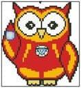 Iron Ollie Owl